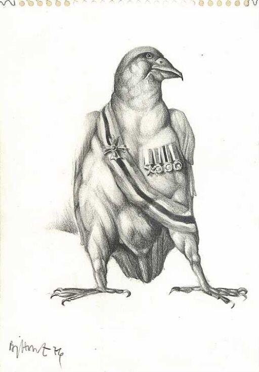 Krigsfugl