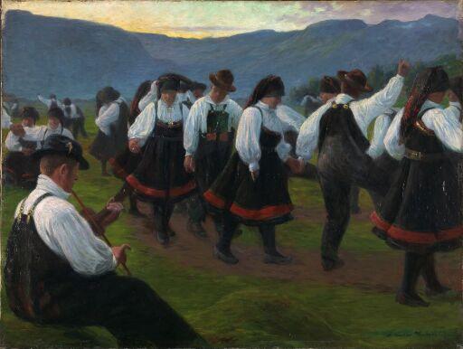 Dans i Setesdal