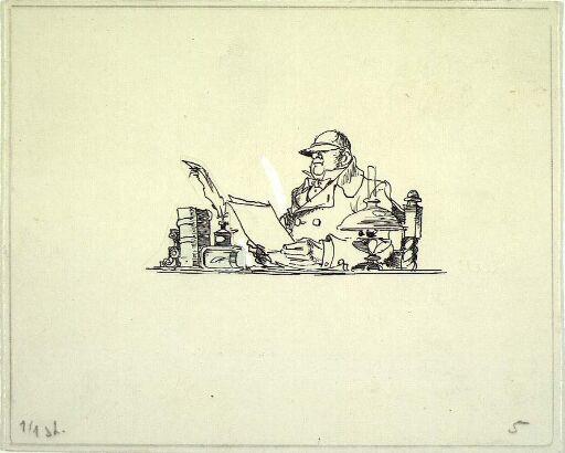 """Saksbehandler. Til """"Skien bys historie"""""""