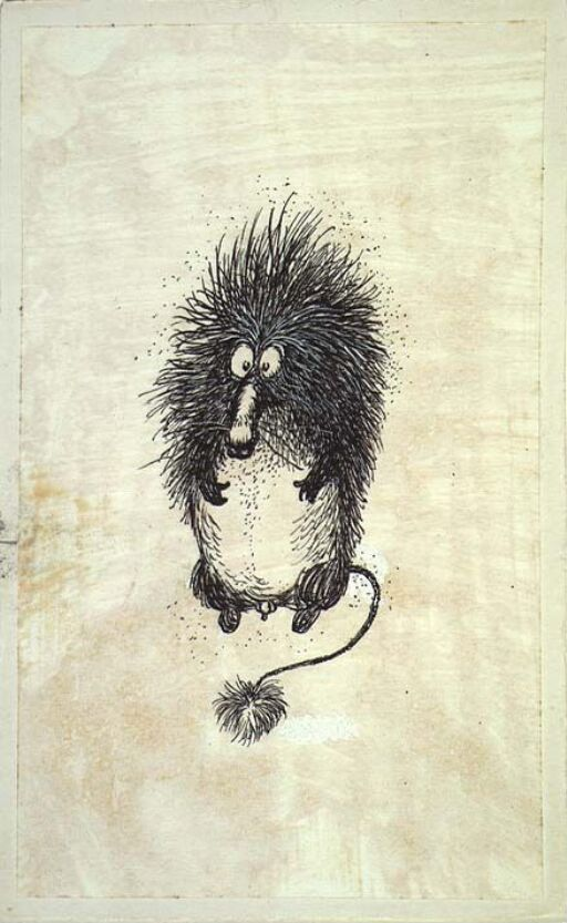 "Vusvol. This is a Male with the Latin Name ""Ruptimus vulgaris"""