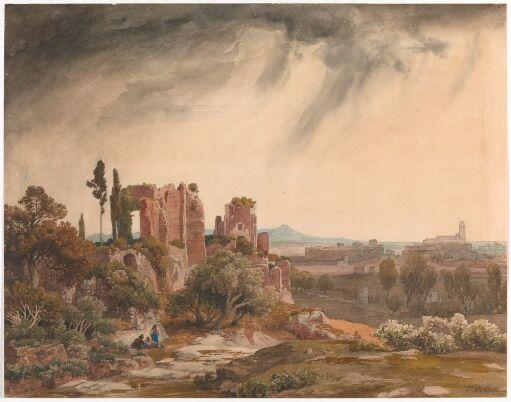 Utsikt fra Palatinen