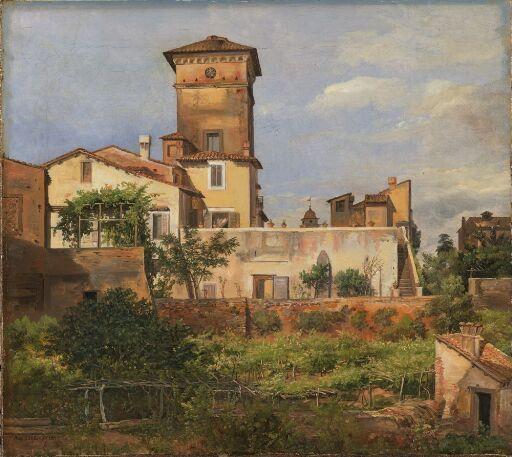 The Villa Malta, Rome