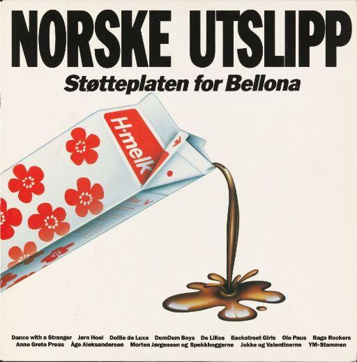 Norske utslipp-Støtteplaten for Bellona