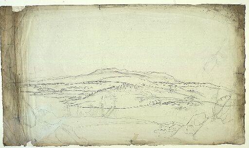 Utsikt fra Krokkleiva over Røyse