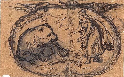 Prinsessen og bjørnen