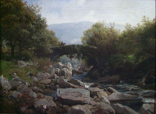 Bridge in northern Wales