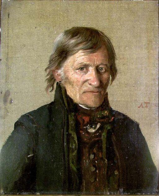 Lensmann Hans Anfinsen fra Tinn