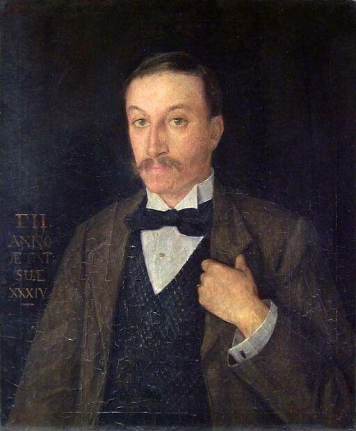 Museumsdirektør Emil Hannover