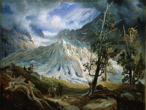 Grindelwaldgletscheren