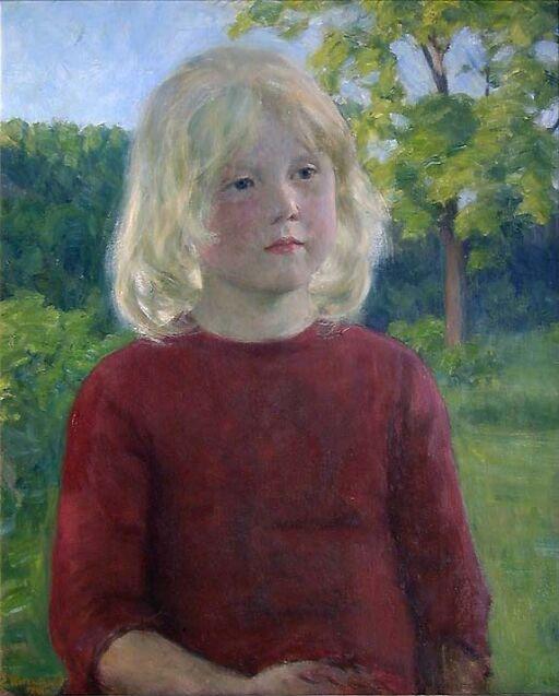 Portrait of Olivia