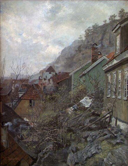 Houses in Kragerø