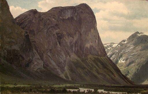 Fra Horgheim i Romsdal