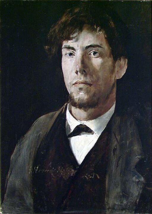 Maleren Christian Skredsvig