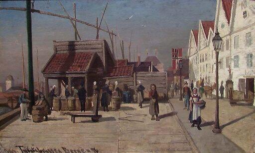 Tyskebryggen i Bergen