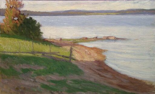 Evening Sun at the Seaside