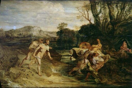 The Finding of Romulus and Remus
