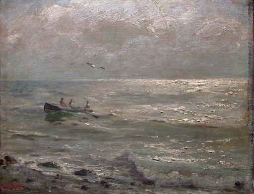 Strand ved Dover