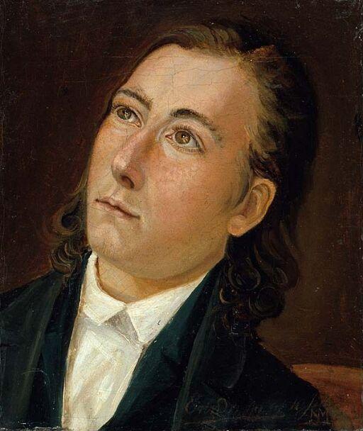 Maleren Lars Hertervig
