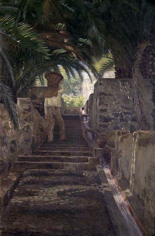Palmeveien, Madeira