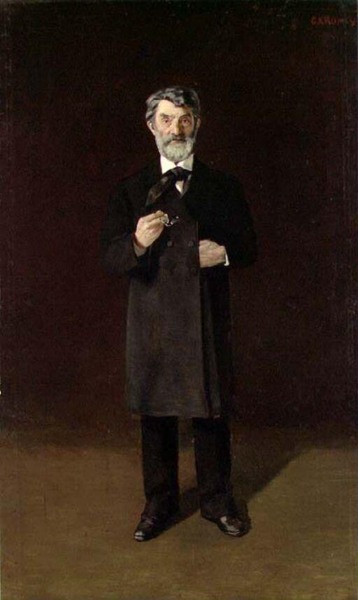 Prime Minister Johan Sverdrup