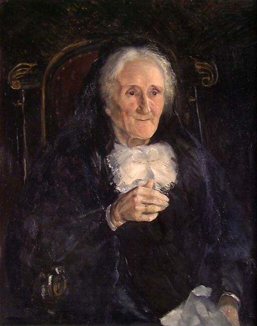 Emilie Gulowsen, f. Gabrielsen