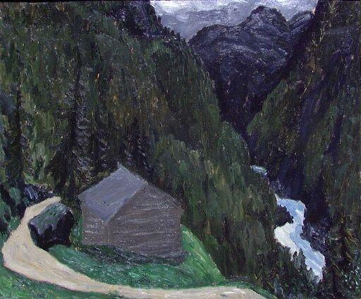 Juvet, Landscape from Telemark