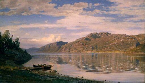 Fra Maurangerfjorden