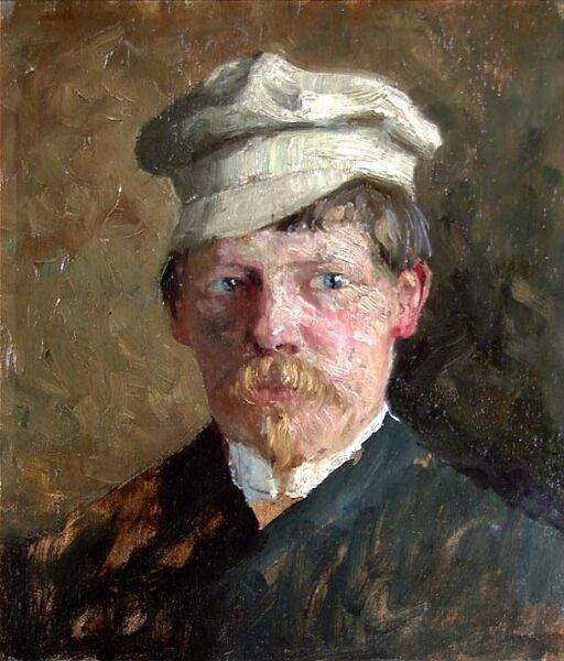 Maleren Andreas Singdahlsen