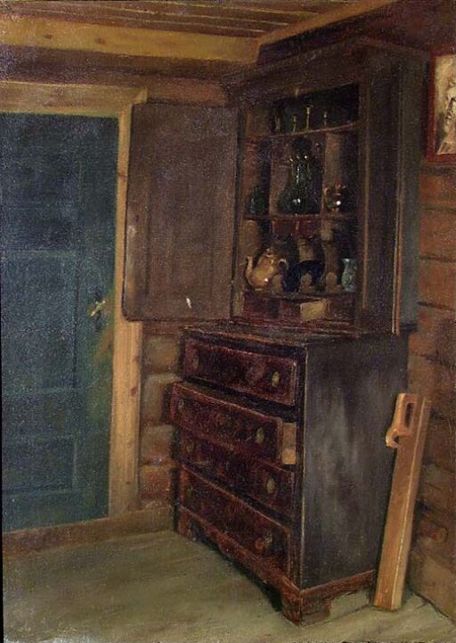 Interior from the Farm Grepperud