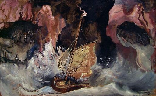 The Sailor between Scylla and Charybdis
