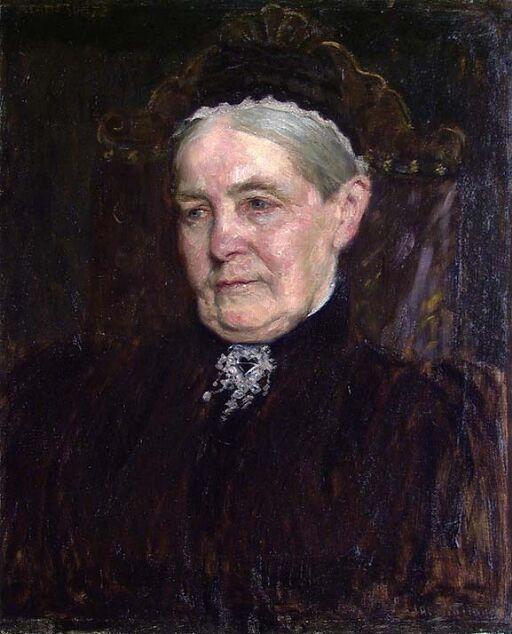 Fru Henriette Diriks, f. Munch