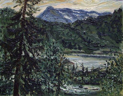 Landscape from Telemark