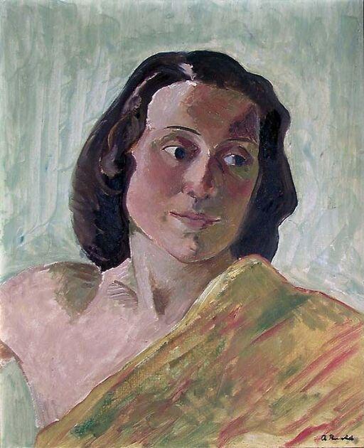 Portrettstudie