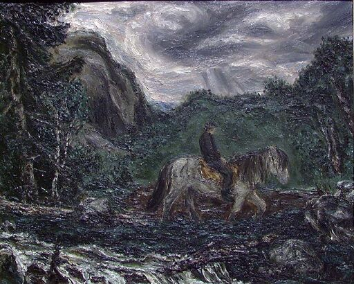 Small Holder and his Horse