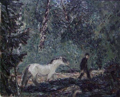 To the Horse Fair