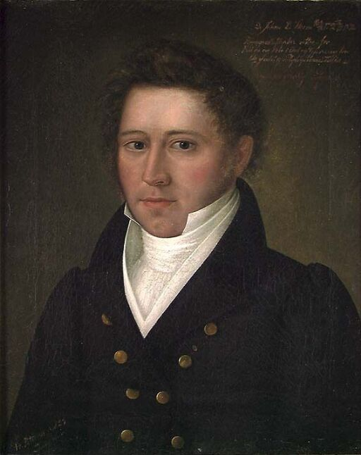 Portrait of Dr. Johan L. Storm