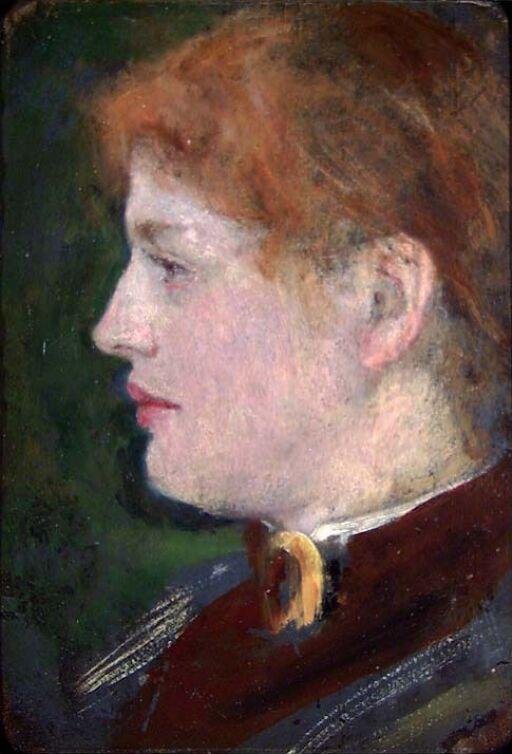 Portrait of Betzy Lasson