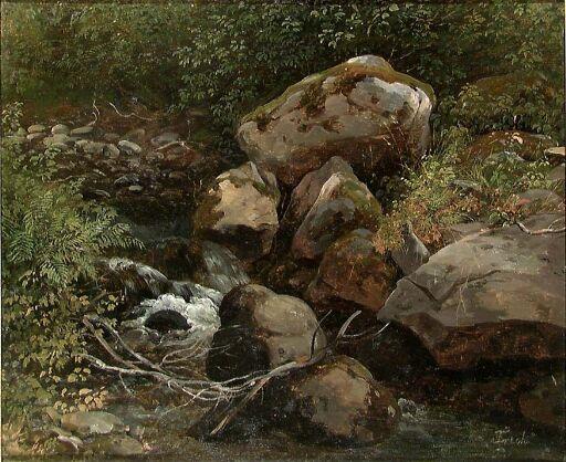 Studie av steiner