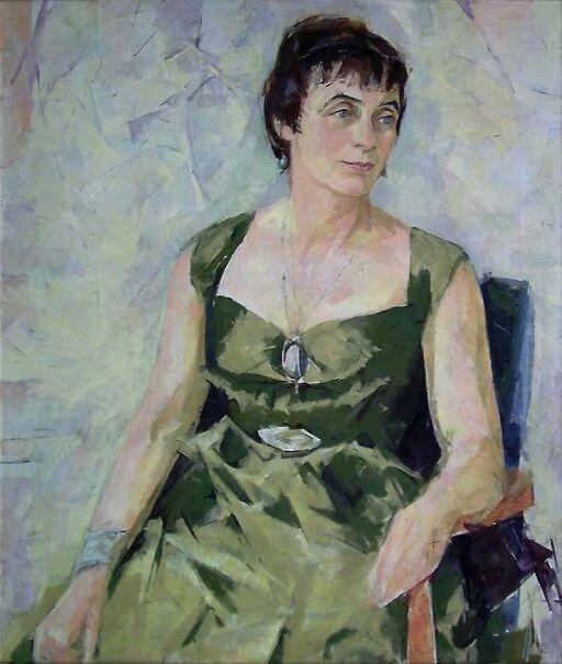 Portrett av Reidun
