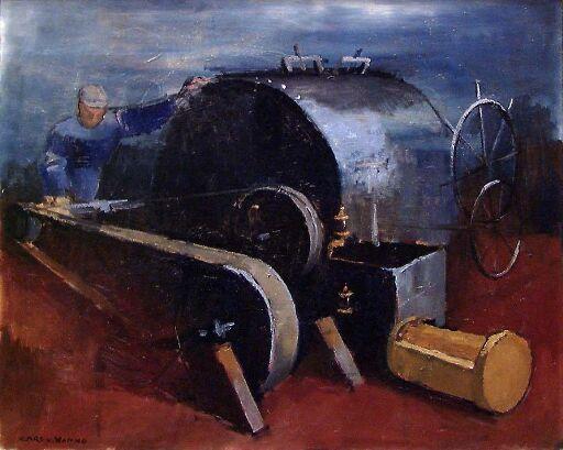 Mann og maskin