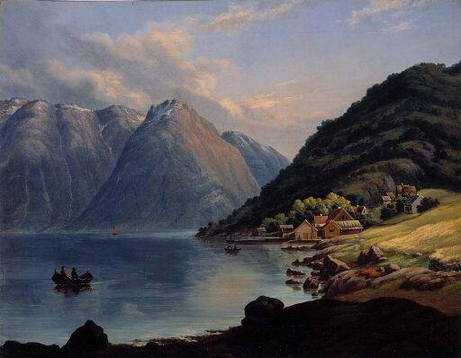 Fjordparti