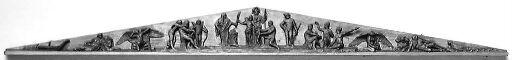 Psyke gir Prometeus' nyskapte menneske den hellige ild