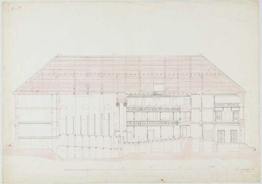 Design for Christiania Theatre