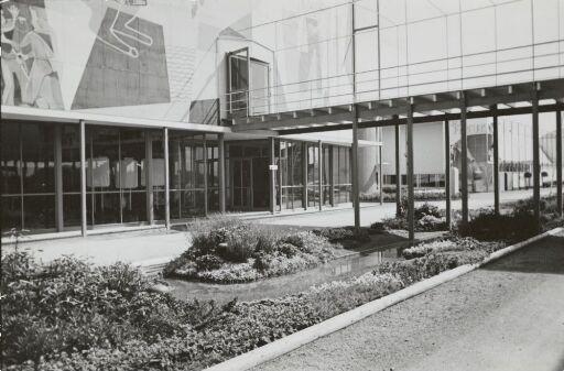 Oslo kommunes paviljong på Vi kan-utstillingen