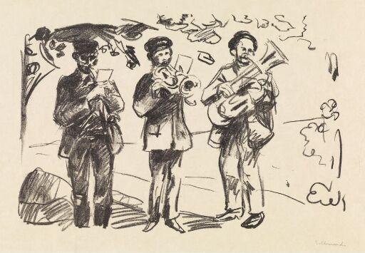 Gatemusikanter
