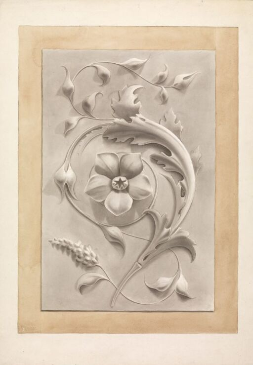 Blomsterornament