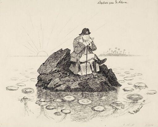 Napoleon på St. Helena
