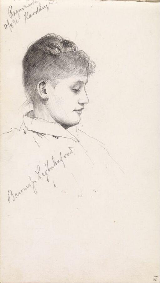 Baronesse Lejonhufvud