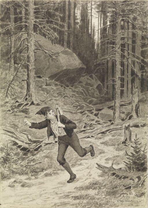 """""""Da jeg kom på spranget, strauk je i ett renn like ner til stua hass Helge"""""""
