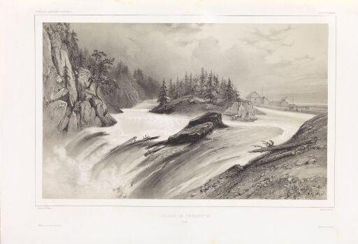 Fossen ved Trollhättan
